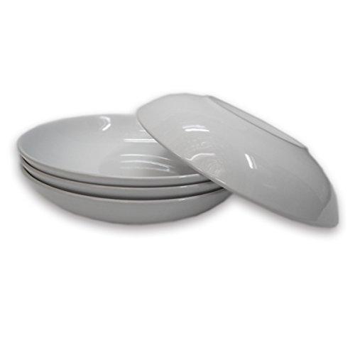 Kinnaree Classic 10 Plain Ceramic Stoneware Dipped Dinner Plate
