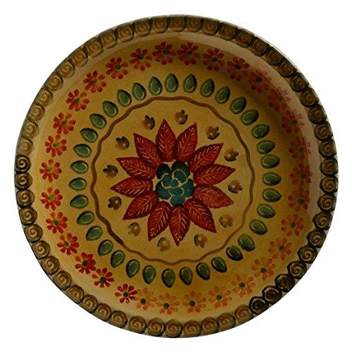 Festa Large Round Serving Platter - Italian Dinnerware - Handmade in Italy