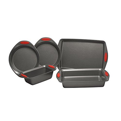 Rachael Ray Yum-o Nonstick Oven Lovin 5-Piece Bakeware Set
