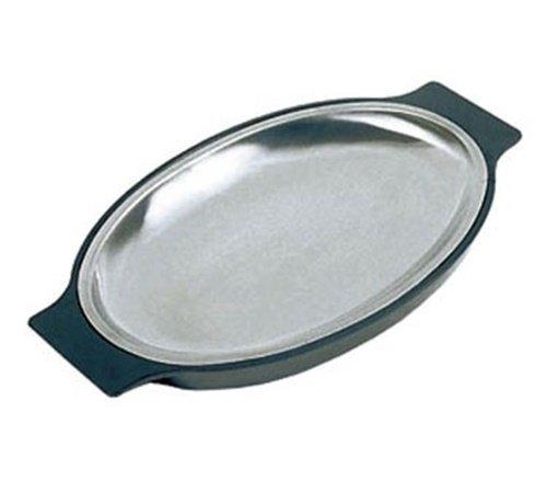 Update International SZP-11 Sizzle Platter 11-58 x 8 - Case of 60