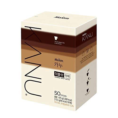 Kanu Double Shot Latte Coffee 135gx 50sticks
