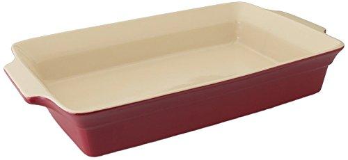 BergHOFF Geminis Rectangular Baking Dish Red