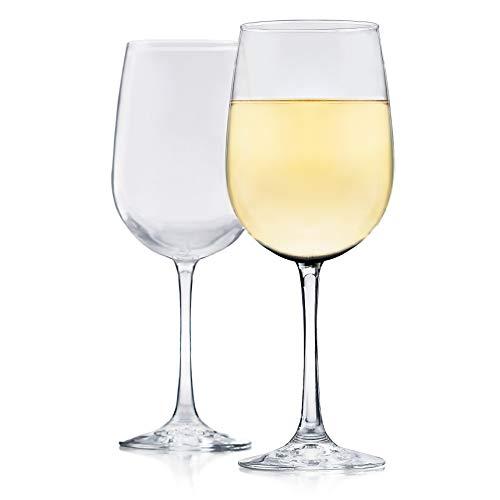 Libbey Vina White Wine Glasses Set of 6