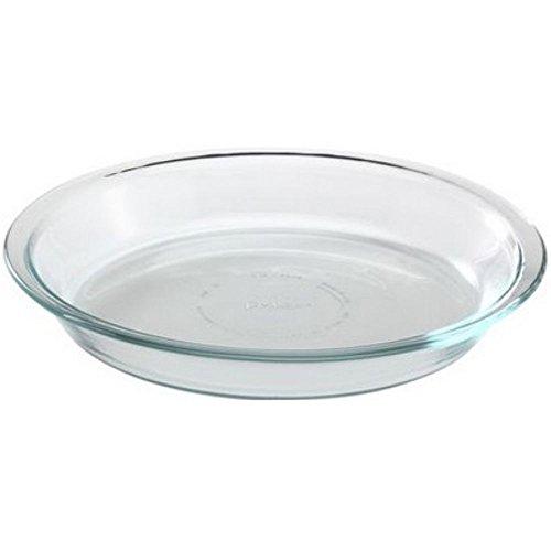 Pyrex Glass Pie Plate Round