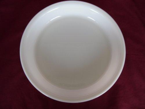 Vintage Corning PYREX Milk Glass Pie Plate 9