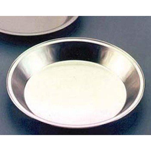 Vollrath Wear-Ever PP-09 Pie Pan 9Diam Natural Aluminum Finish