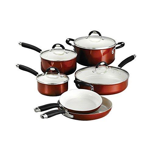 Tramontina 80110220DS Style Ceramica_01 10 Piece Cookware Set