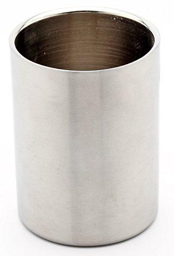 Umanac Stainless Steel Double Wall Wine Cooler  Utensil Holder for Home Kitchen Hotel Restaurants Bar use