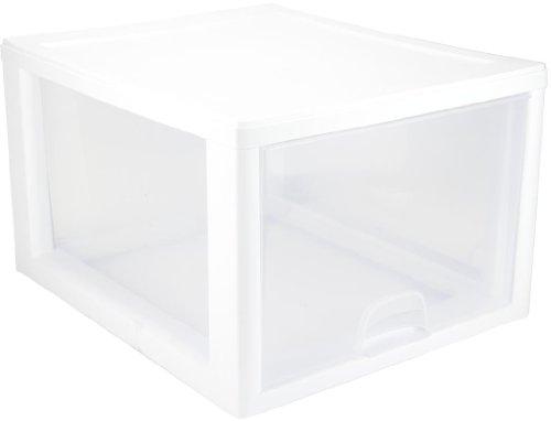 Sterilite Stackable Storage Drawer