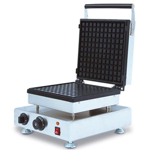 Generic Commercial Use Nonstick 110v 220v Electric 1-slice Belgian Waffle Baker