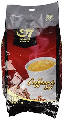 G7 3-in-1 Instant Premium Vietnamese Coffee 100 ServingsSachets