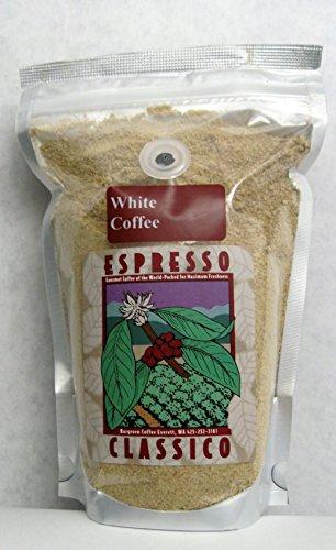Espresso Classico WHITE Ground Gourmet Coffee Net WT 1 lb