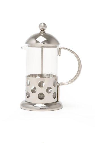 La Cafetiere Santos 3-Cup French Press Chrome