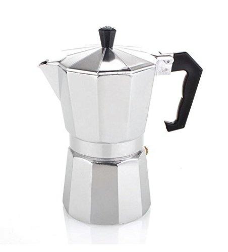 Maxware Aluminum 3-Cup Stovetop Espresso Maker