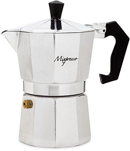 Moka Pot - Stovetop Espresso Maker - By Mixpresso Coffee