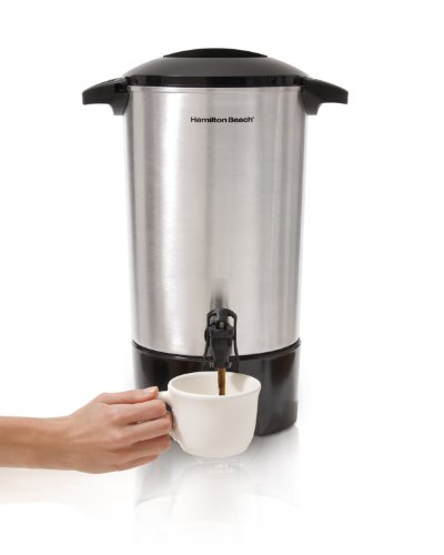 Hamilton Beach 40516 Coffee Urn 42-Cup