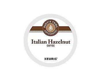 Barista Prima Coffeehouse Italian Hazelnut Coffee K-Cup Pod 18 count
