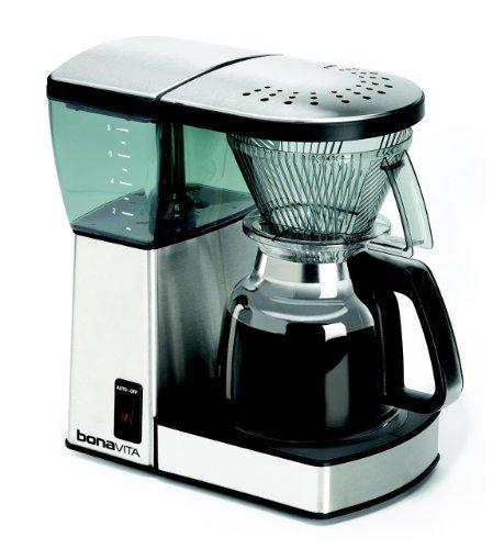 Bonavita BV1800 8-Cup Coffee Maker with Glass Carafe by Bonavita