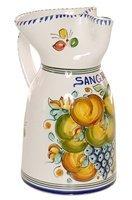 Fruta Style Sangria Pitcher - 10 Tall