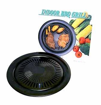 Premium Indoor BBQ Grill Model No 150-stg