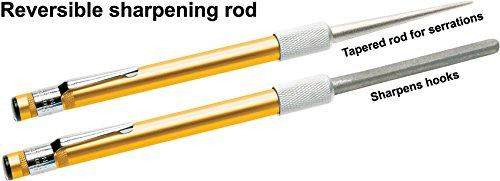 Smiths DRET Diamond Retractable Sharpener