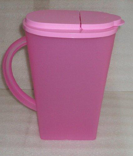 Tupperware Floresta Gallon Pitcher Punch Pink Rare