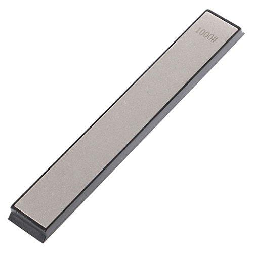 Milue 1000 Grit Angle Apex Edge Diamond Knife Sharpener Whetstone Sharpening Stone