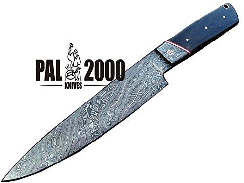 damascus chef knife - damascus steel kitchen knife 8561