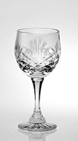 Crystal Port / Sherry Glasses - Set Of 6 - Majestic