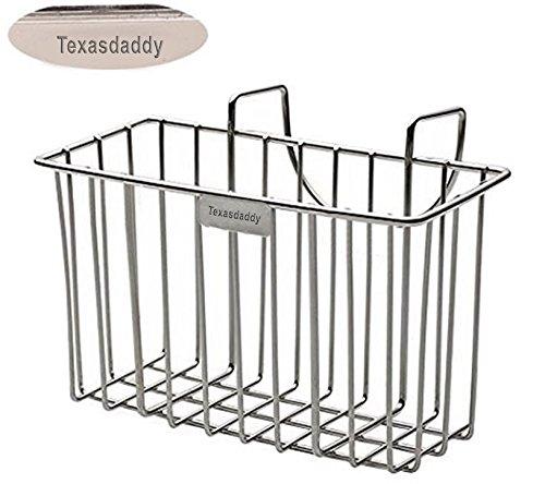Kitchen Sink Caddy – Slim Stainless Steel Kitchen Sink Organizer by Texasdaddy