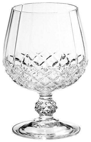 Arc Cristal D'arques Longchamp Brandy Snifters, Set Of 4