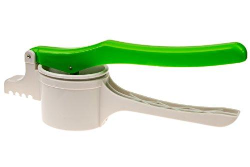 Baby Food Strainer Food Press w3 Strainer Discs Premium Kitchen Tool - Green