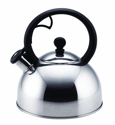 Farberware Classic Stainless Steel 2-Quart Sonoma Whistling Teakettle