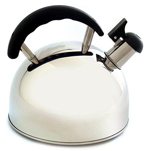 Norpro 26 Quart Whistling Teakettle Stainless