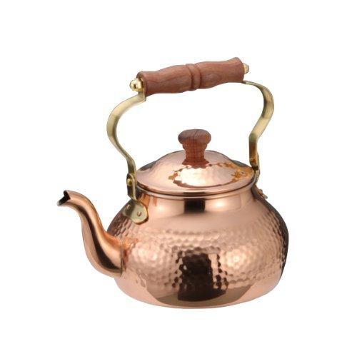 Kujakudo Pure Copper Kettle 20 Liter Made in Japan by Takekoshi