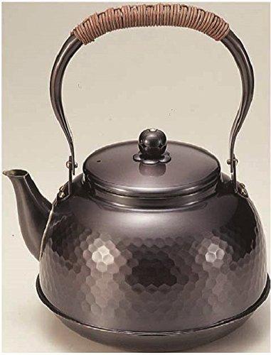 Pure copper kettle 23L Tsuchime black copper finishãBC-7 by Shinkodo