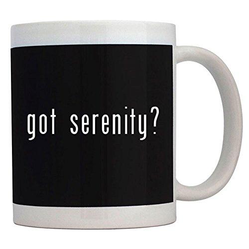 Teeburon Got Serenity Mug