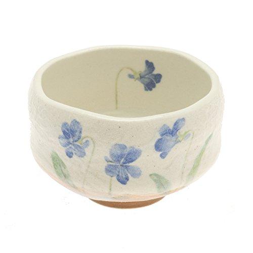 Japanese Matcha Bowl Chawan  Cute Size  Japanese Violet