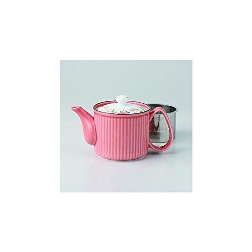 Japanese porcelain Hasami ware karen SS red teapot S J29-14048