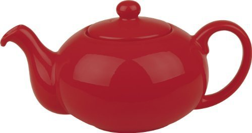 Waechtersbach Fun Factory II Red Teapot 28-Ounce by Waechtersbach