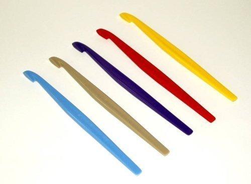 Tupperware Citrus Peeler in Multi Colors - Set of Five