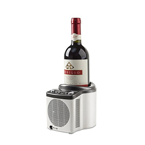 AnGeer Beverage Cooler Warmer Adjust Tem from 3 degrees to 50 degrees up to 500ml Capacity