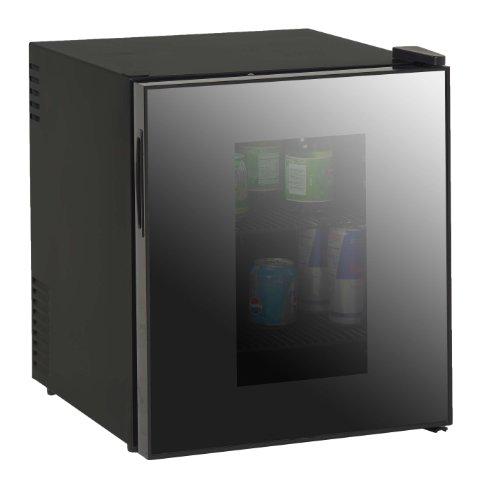 Avanti 17-Cubic Foot Superconductor Beverage Cooler WMirrored Finish Glass Door