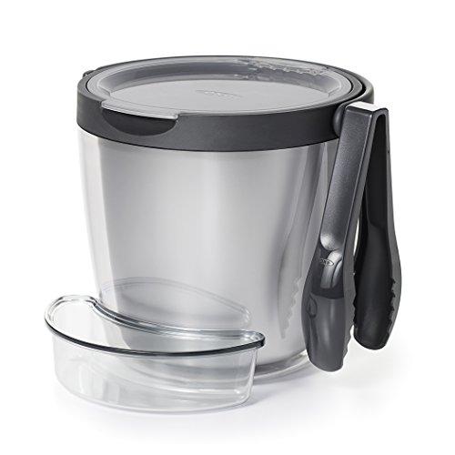 OXO 3 Piece Ice Bucket Tong Set