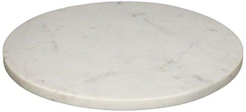 Creative Co-op DA6159 Marble Board Large White