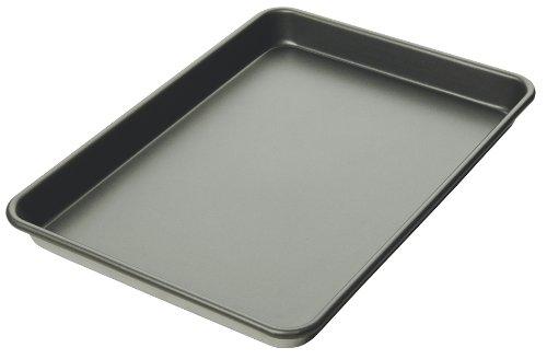Focus Foodservice Commercial Bakeware 23-Gauge Non-Stick Aluminum-Sheet Pan 14-Sheet