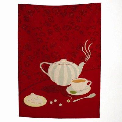 TAG A Pot of Tea Dishtowel 201648