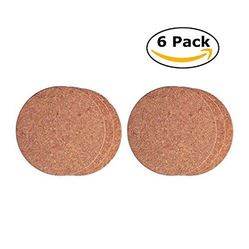 Ikea Cork Trivet 87077700 Pack of 6