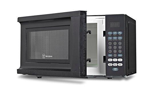 Westinghouse Wcm770b Counter Top Microwave, 700-watt, Black