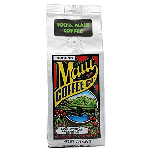 Maui Coffee Company 100 Maui Coffee 7 oz - Ground